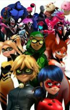 Miraculous Tales of Ladybug and Chat Noir Preferences and One-Shots by chubbydumpling21
