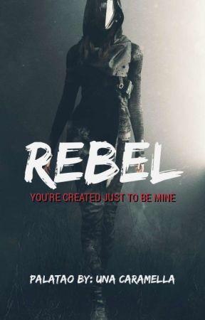 REBEL by Una_Caramella