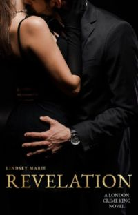 REVELATION (BOOK THREE: THE LONDON CRIME KING SERIES) cover