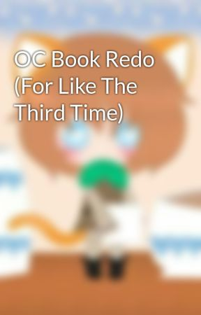 OC Book Redo (For Like The Third Time) by Stargazer_Nightwing