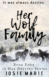 Her Wolf Family cover