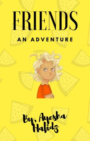 Friends by Sanforth