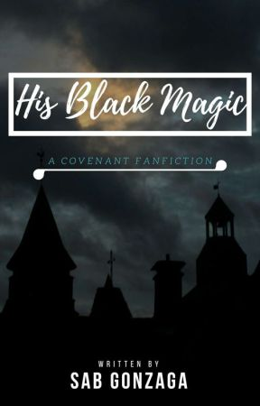 His Black Magic by ms-southpaw