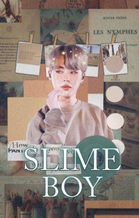 Slime Boy ✰ Social Media Story ✰ Yoonmin by ImShiro_