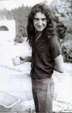 John Deacon imagines by allhailthequeen_