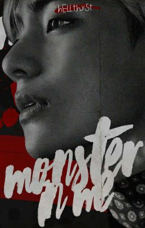 Monster In Me | Kim Taehyung by hellthyst
