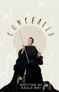 CONCEALED | ʰᵃʳʳʸ ᵖᵒᵗᵗᵉʳ  | ✓ cover