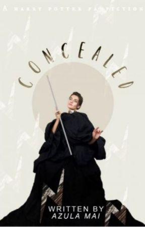 CONCEALED   ʰᵃʳʳʸ ᵖᵒᵗᵗᵉʳ    ✓ by MademoiselleCarmen