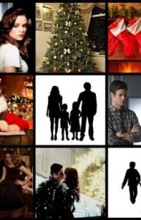 Snowbarry Christmas one shots   cover