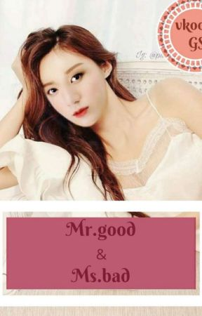 Mr.good & Ms.bad (vkook✔️) GS by jeannisa_kim