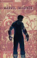 Marvel Imagines  by celinekeaa