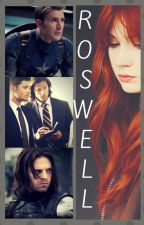 Roswell (S. Rogers & B. Barnes) by Lone-wolf-fanfics