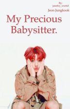 |My precious babysitter. | jeon jungkook.| by jannyelissa