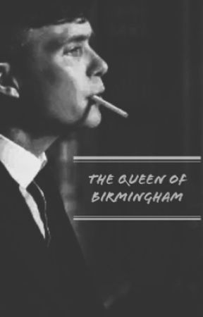 The Queen Of Birmingham  by johnnyspotatoes