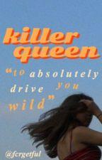 Killer Queen   Ben Hardy by fcrgetful
