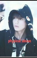 | physical abuse | Taehyung x reader by theresa_play