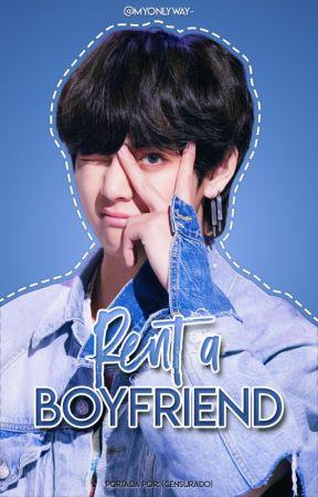 Rent A Boyfriend •• KOOKTAE by myonlyway-