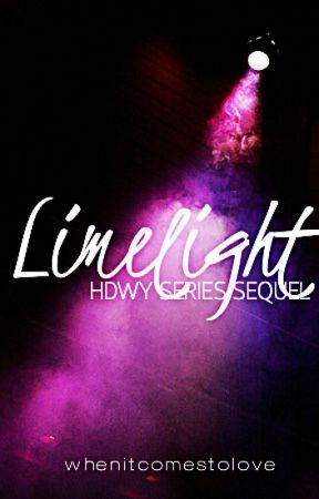 DISCONTINUED Limelight [HDWY Series Sequel] by whenitcomestolove