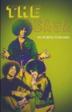 The Saga | PRINCE R. NELSON by PurplePyramid