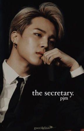 the secretary    park jimin by guccifelixx