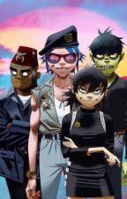 Gorillaz For New Peoplez by SoulGorillaz
