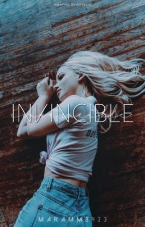 Invincible | ˢᵃᵇʳⁱⁿᵃ ᵐᵃˡᶠᵒʸ   by MaramM8423