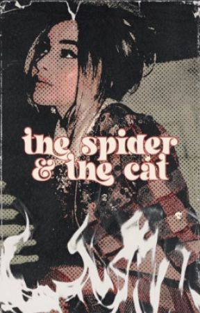 THE SPIDER & THE CAT ━━ tom holland by wolfiesangel