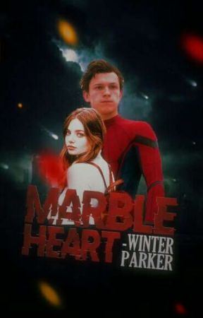 MARBLE HEART ➡ P. PARKER by -Winterparker