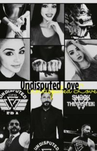 Undisputed Love  cover