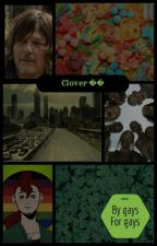 Clover (Daryl Dixon X Male Character) by let_me_kiss_Takemura