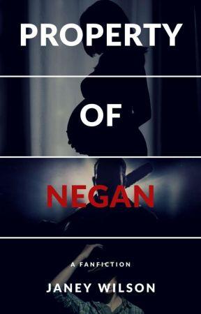 Property Of Negan by Ellie_Dina_JJ