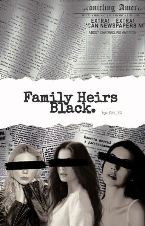 Family Heirs Black by feh_24