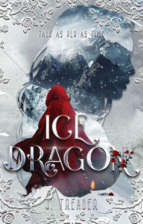 Ice Dragon by jessicatreader