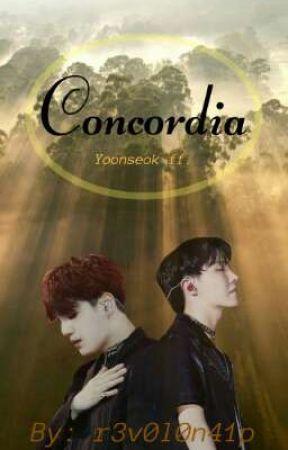 Concordia (Yoonseok) by r3v0l0n41p