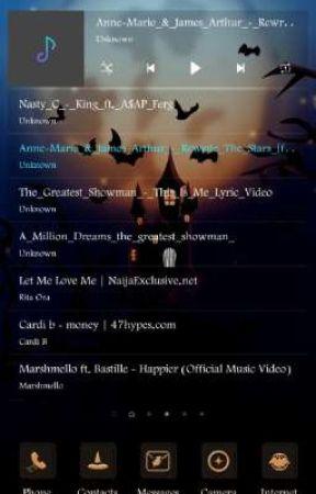 my playlist ♡ by @precious_chisom  by Precious_chisom