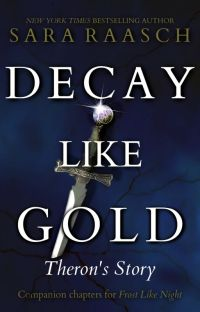 DECAY LIKE GOLD cover