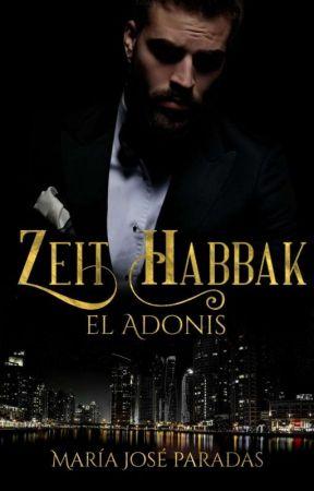 ZEIT HABBAK EL ADONIS by MarijoDeBriceo