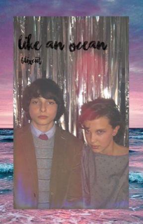 Like an Ocean || fillie by blixciit