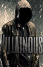Villainous  by alwaysjaes