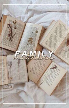Family Matters ⇝ Luke Hemmings by asdflkjhg5sos