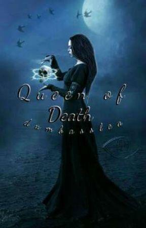 Queen of death by dumbassLea