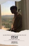 || 𝐒𝐭𝐚𝐲 || ➳ Kim Jennie x Male Reader cover