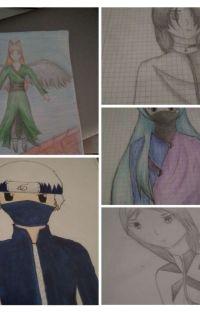 Meine(hässlichen) Zeichnungen  cover