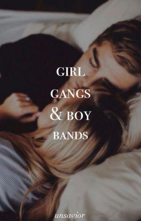girl gangs and boy bands by ex-boyfie