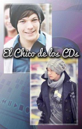 El chico de los CDs [Larry Stylinson] by HeHasBlueEyes