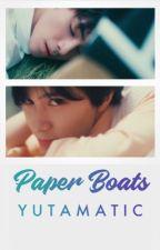 Paper Boats // xiaodery by yutamatic