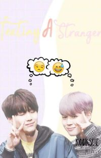 •Texting A Stranger• |YoonMin| ✔ cover