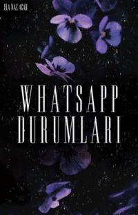 Whatsapp Durumları(askıda) cover