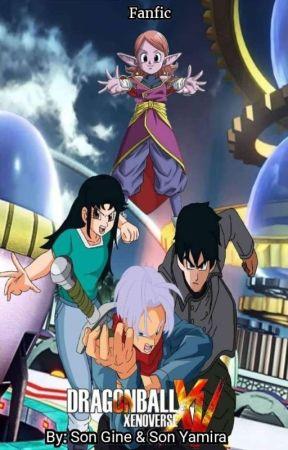 Dragon Ball Xenoverse by MaGa_DL