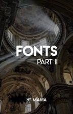 FONTS (II) by -mirackles